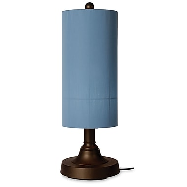 Patio Living Concepts Coronado 30'' Table Lamp; Canvas Linen