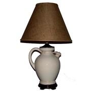 Lamp Factory Aged Jug 28'' Table Lamp