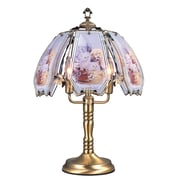 ORE Furniture Touch 23.5'' H Table Lamp with Novelty Shade