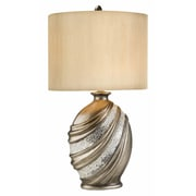 ORE Furniture Decorative 30.5'' H Table Lamp with Drum Shade