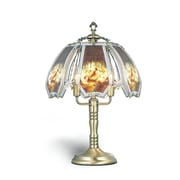 ORE 23.5'' H Table Lamp with Bowl Shade