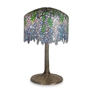 Dale Tiffany Wisteria Tree 28.5'' Table Lamp