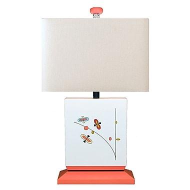 Bungalow Belt 26.5'' Table Lamp