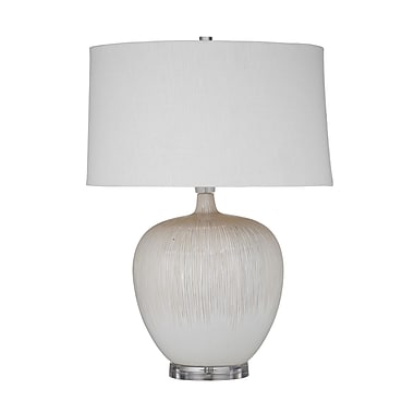 Bassett Mirror Arcadia 26'' Table Lamp