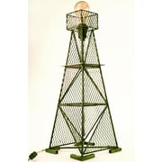 Metrotex Designs Industrial Evolution Oil Derrick 23.5'' H Table Lamp