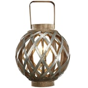 A&B Home Group, Inc 19.5'' H Table Lamp with Globe Shade