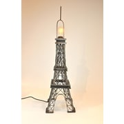 Metrotex Designs Industrial Evolution Tour D'Eiffel 35'' Table Lamp