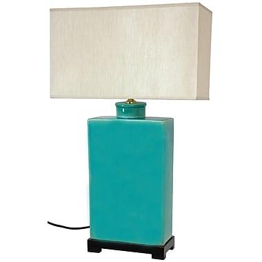 Oriental Furniture 28'' Table Lamp