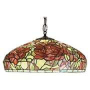 Meyda Tiffany Tiffany 1 Light Bowl Pendant
