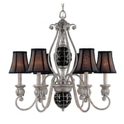 Classic Lighting Catturatto 6 Light Chandelier