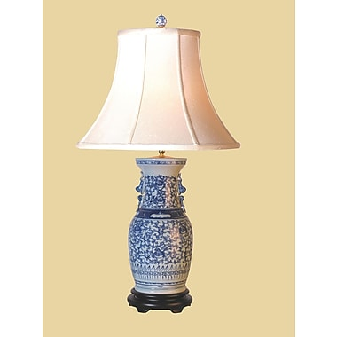 Oriental Furniture Classic 28.5'' Table Lamp