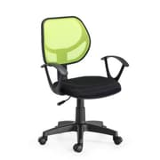 Hodedah HI-5006 Office Chair, Green