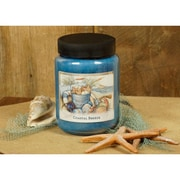 LANG Coastal Breeze 26 oz Jar Candle (3100002)