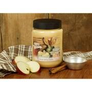 LANG Pear Apple Crisp 26 oz Jar Candle (3100006)