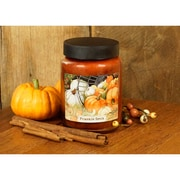 LANG Pumpkin Spice 26 oz Jar Candle (3100008)
