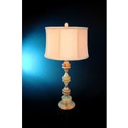 Lex Lighting Chartreuse 30.5'' H Table Lamp with Oval Shade