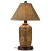Patio Living Concepts South Pacific 33'' H Table Lamp with Empire Shade