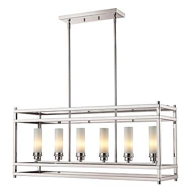 Z-Lite Altadore 6 Light Foyer Pendant