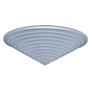 PLC Lighting Nuova 8'' Flush Mount; White