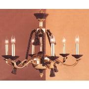 Classic Lighting Orleans 6 Light Chandelier
