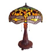 Chloe Lighting Dragonfly 26.5'' Table Lamp