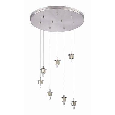 Philips Sparkle 7-Light Cascade Pendant