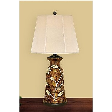 JB Hirsch Flower 28'' Table Lamp