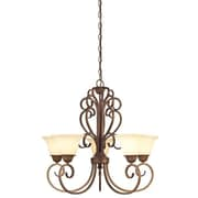 Westinghouse Lighting Regal Springs 5 Light Chandelier