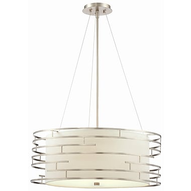 Philips Labyrinth 3 Light Drum Pendant