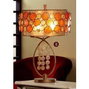 OK Lighting 28'' Table Lamp