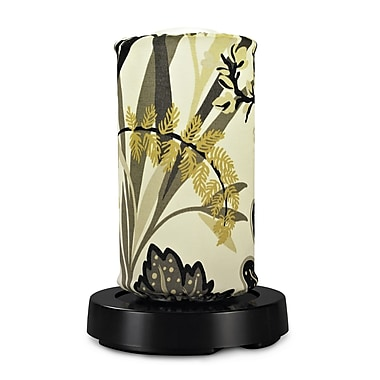 Patio Living Concepts PatioGlo LED Bright 16'' Table Lamp; Caviar