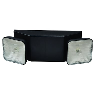 Morris Products Emergency Lighting Unit in Black