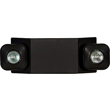 Morris Products MR-16 Emergency Lighting Unit in Black
