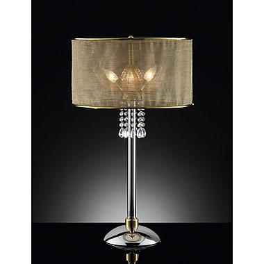 OK Lighting 30.5'' Table Lamp