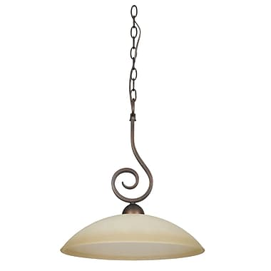 Sunset Lighting Provano 1-Light Mini Pendant