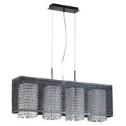 PLC Lighting Virginia 4 Light Pendant