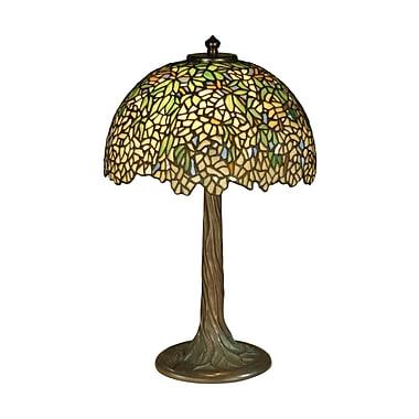 Dale Tiffany Wisteria 17'' Table Lamp
