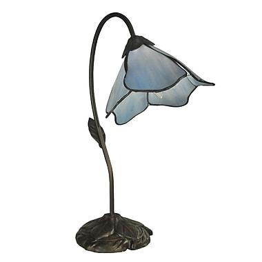 Dale Tiffany Peeking Lily 19'' Table Lamp