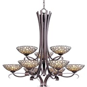 Maxim Lighting Meridian 9-Light Chandelier