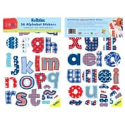 Fun To See Lowercase Alphabet Nursery and Bedroom Wall Decal
