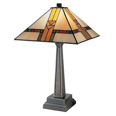 Dale Tiffany Edmund 20.75'' Table Lamp