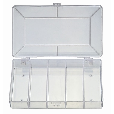 HVTools Electronic Component Box, Square Inner Box, 7