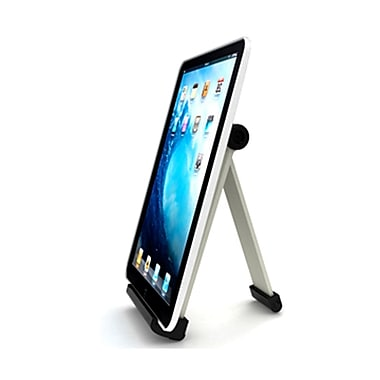 TygerClaw - Support pour iPad, 9 x 6 x 2 po, gris