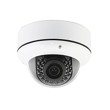 SeqCam Vandalproof IR Dome Colour Security Camera, 7