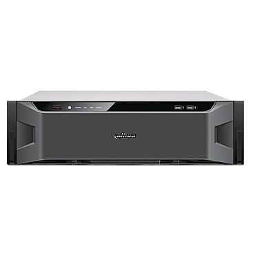SeqCam – Enregistreur vidéo numérique autonome 3U 2CIF 64 canaux, noir