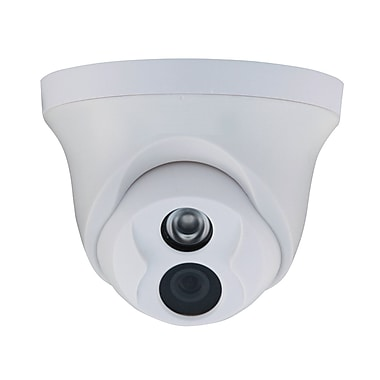 SeqCam 720TVL HDIS Day/Night IR Mini Dome Camera, 3.4