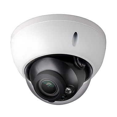 SeqCam 2.4 Megapixel 1080P Vandal-proof IR HDCVI Dome Camera, 3.5