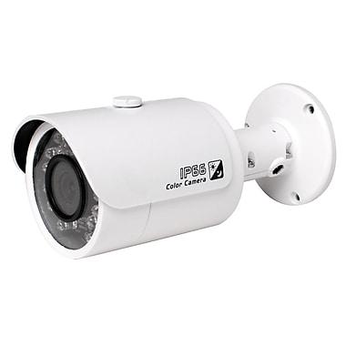 SeqCam 1.3 Megapixel HD Network Mini IR-Bullet Camera, 2.5