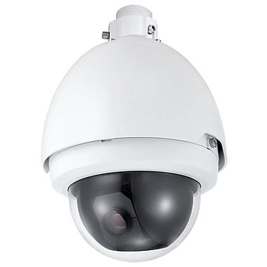 SeqCam – Caméra dôme réseau PTZ 30x pleine HD 2 mégapixels, 12,7 po x 8,7 po x 8,7 po, blanc