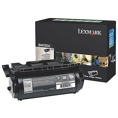 Lexmark T644 Return-Program Print Cartridge, Extra High Yield, (64415XA)